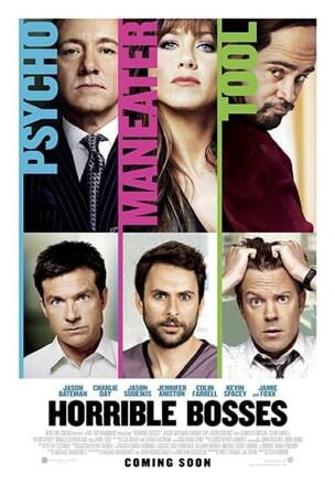 Horrible Bosses - Poster 4