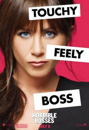Horrible Bosses - Poster 5
