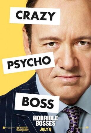 Horrible Bosses - Poster 7
