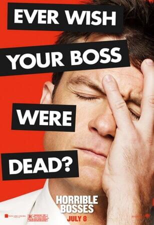 Horrible Bosses - Poster 9