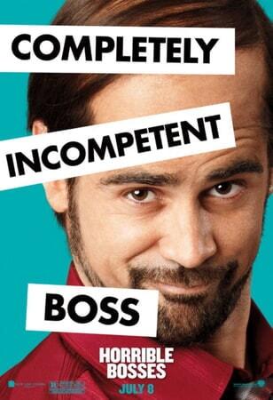 Horrible Bosses - Poster 10