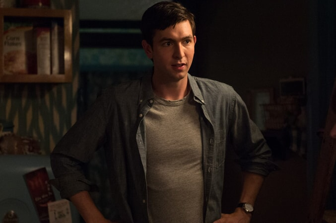 "NICHOLAS BRAUN as Josh in New Line Cinema's, Metro-Goldwyn-Mayer Pictures' and Flower Films' comedy ""HOW TO BE SINGLE,"" a Warner Bros. Pictures release."