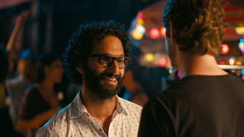 "JASON MANTZOUKAS as George in New Line Cinema's, Metro-Goldwyn-Mayer Pictures' and Flower Films' comedy ""HOW TO BE SINGLE,"" a Warner Bros. Pictures release."