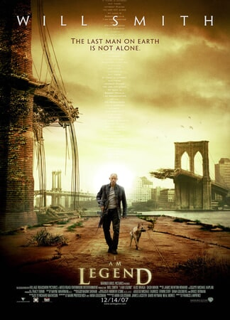 I Am Legend - Poster 1