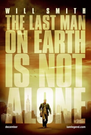 I Am Legend - Poster 2