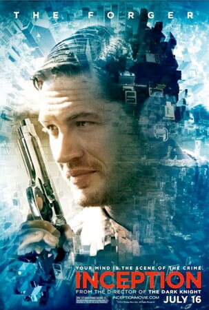 Inception - Poster 3