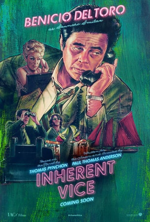 Inherent Vice - Poster 9