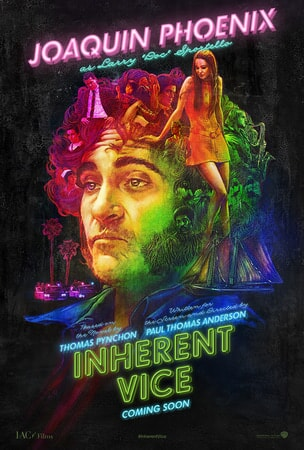 Inherent Vice - Poster 3