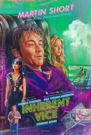 Inherent Vice - Poster 11