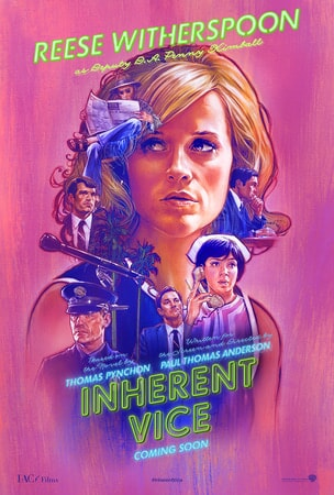 Inherent Vice - Poster 10