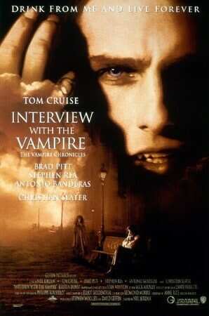 Interview with the Vampire - Poster 1