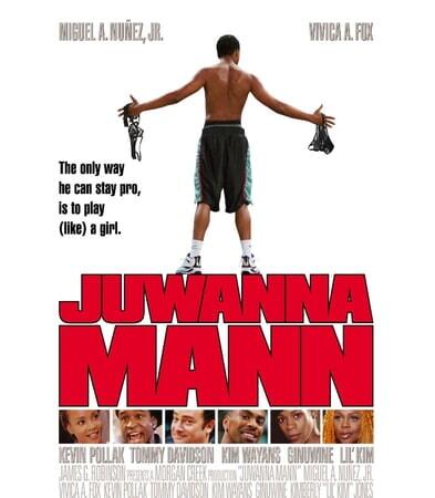 Juwanna Mann - Poster 1