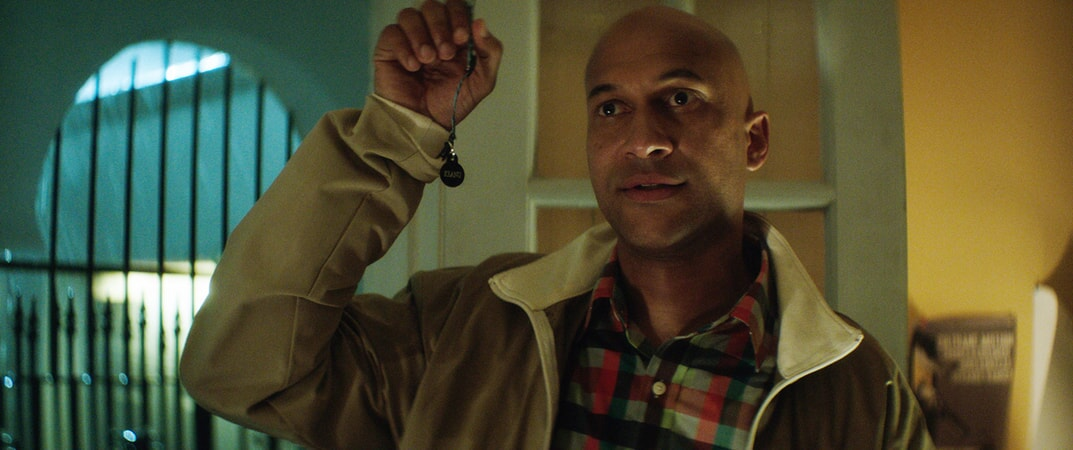 KEEGAN-MICHAEL KEY as Clarence Goobril
