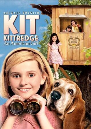 Kit Kittredge: an American Girl - Poster 1
