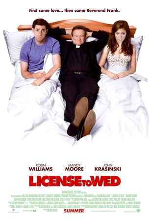 License to Wed - Poster 1