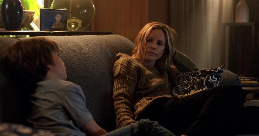 GABRIEL BATEMAN as Martin and MARIA BELLO as Sophie
