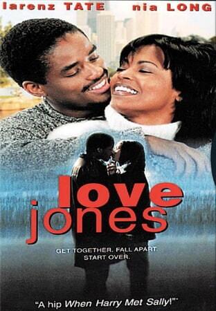 Love Jones - Poster 1