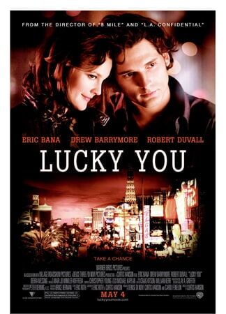Lucky You - Poster 1