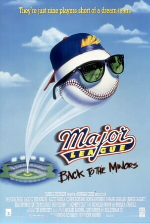 Major League: Back to the Minors - Poster 1