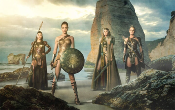Cast of Wonder Woman