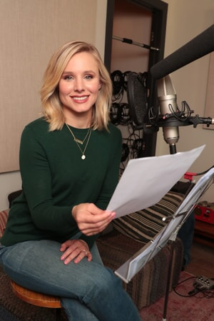 KRISTEN BELL narrates the original IMAX Entertainment documentary adventure PANDAS, a heartwarming global story about reintroducing captive born pandas to the wild.