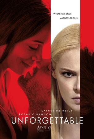 Rosario Dawson and Katherine Heigl in Unforgettable