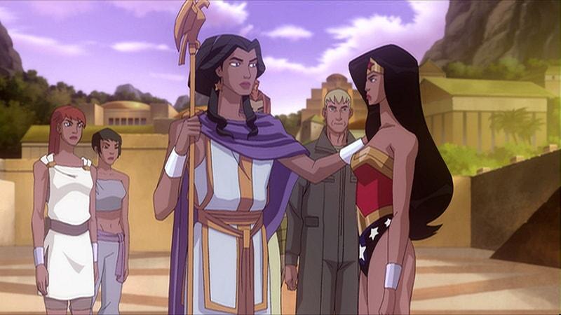 Wonder Woman (Animated) - Image 10