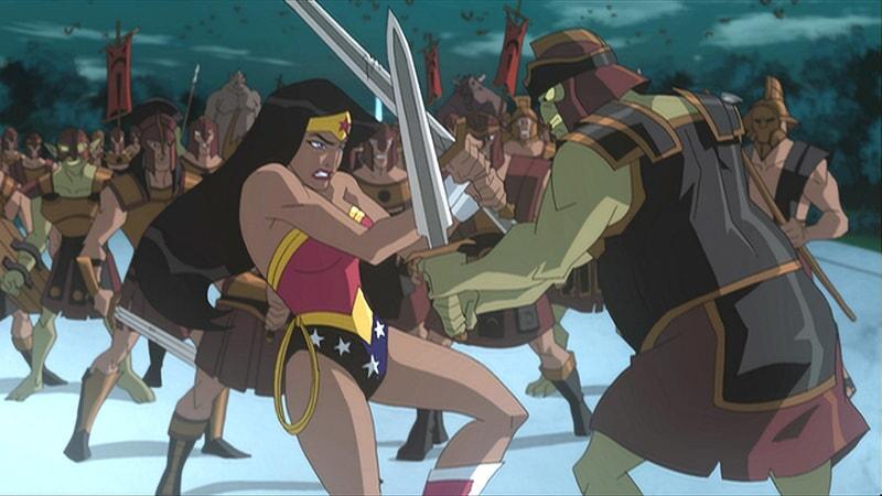 Wonder Woman (Animated) - Image 1