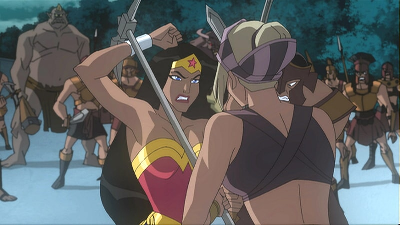 Wonder Woman (Animated) - Image 11