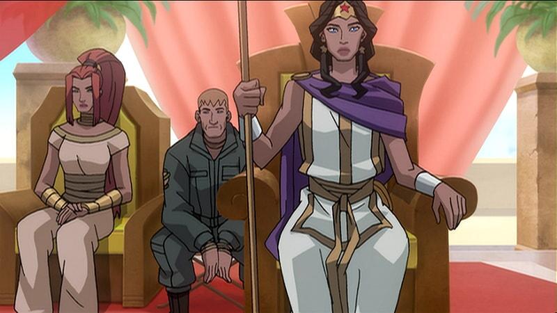 Wonder Woman (Animated) - Image 6