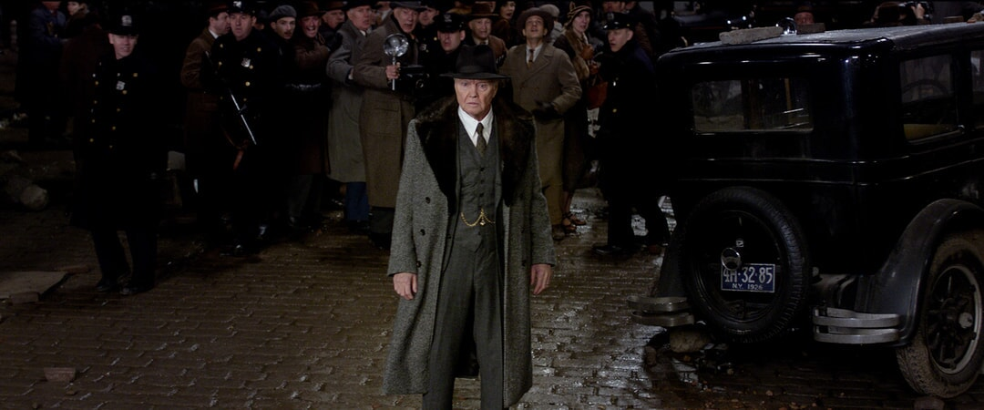 """JON VOIGHT as Henry Shaw, Sr. in Warner Bros. Pictures' fantasy adventure """"FANTASTIC BEASTS AND WHERE TO FIND THEM,"""" a Warner Bros. Pictures release."""