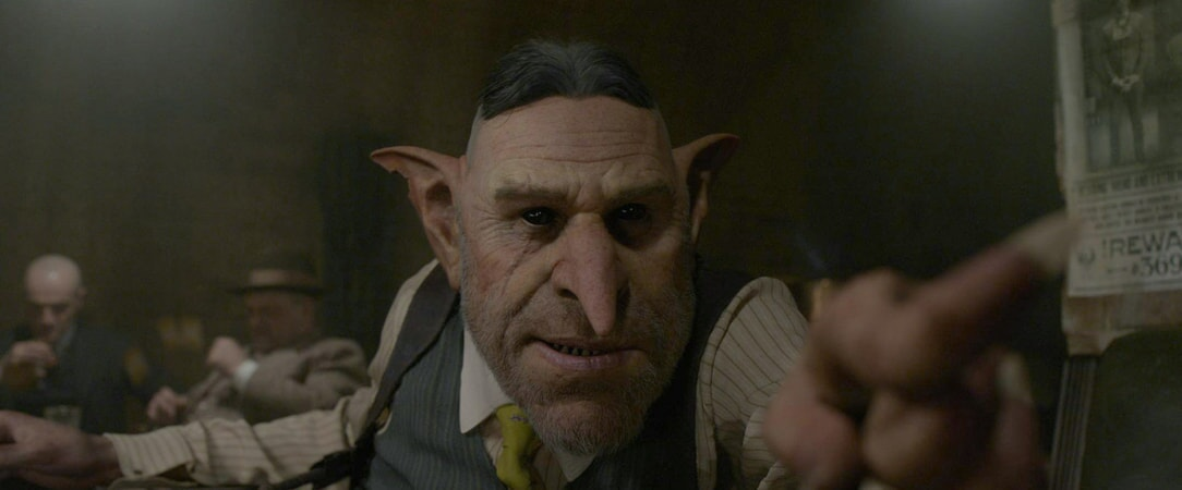 """The goblin Gnarlak (played by RON PERLMAN) in Warner Bros. Pictures' fantasy adventure """"FANTASTIC BEASTS AND WHERE TO FIND THEM,"""" a Warner Bros. Pictures release."""