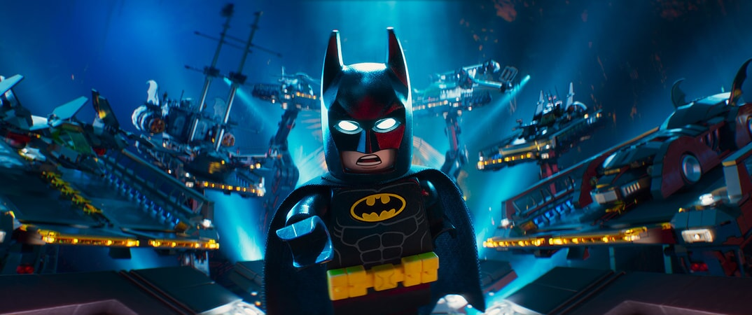 "LEGO(r) minifigure Batman (voiced by WILL ARNETT) in the 3D computer animated adventure ""The LEGO(r) Batman Movie,"" from Warner Bros. Pictures and Ratpac-Dune Entertainment."