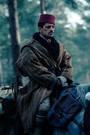 "SAÏD TAGHMAOUI as Sameer in the action adventure ""WONDER WOMAN,"" a Warner Bros. Pictures release."