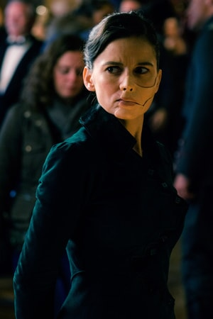 "ELENA ANAYA as Dr. Maru in the action adventure ""WONDER WOMAN,"" a Warner Bros. Pictures release."