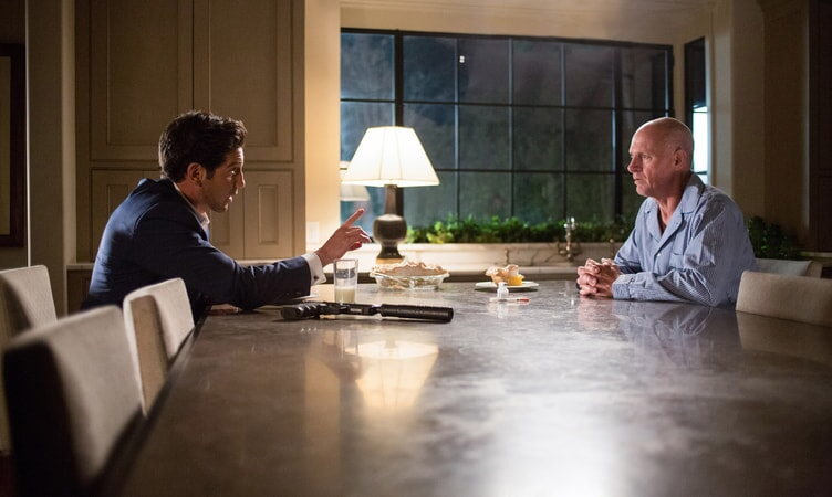 "JON BERNTHAL as Brax and ANDY UMBERGER as Ed Chilton in Warner Bros. Pictures' ""THE ACCOUNTANT,"" a Warner Bros. Pictures release."