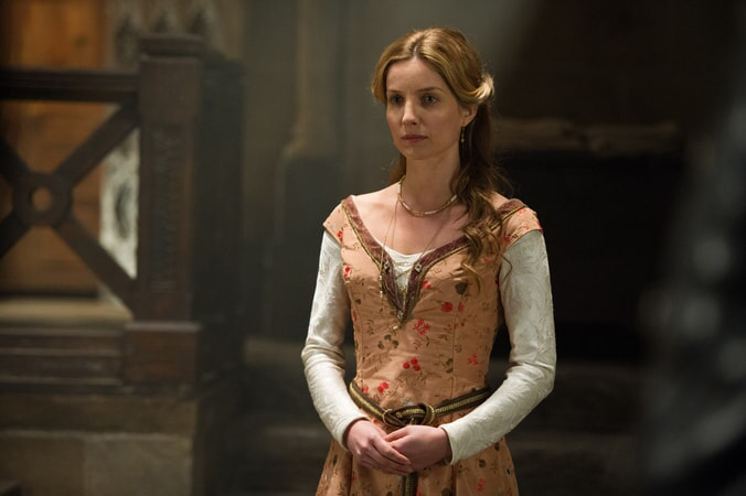 "ANNABELLE WALLIS as Maggie in Warner Bros. Pictures' and Village Roadshow Pictures' fantasy action adventure ""KING ARTHUR: LEGEND OF THE SWORD,"" distributed worldwide by Warner Bros. Pictures and in select territories by Village Roadshow Pictures."