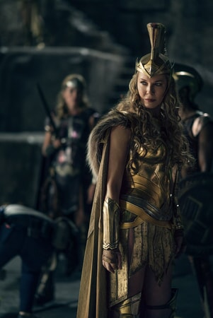 """CONNIE NIELSEN as Queen Hippolyta in Warner Bros. Pictures' action adventure """"JUSTICE LEAGUE,"""" a Warner Bros. Pictures release."""
