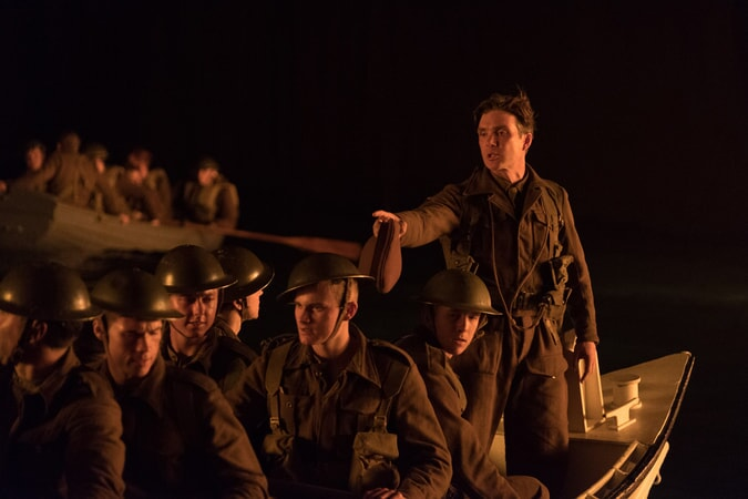 """CILLIAN MURPHY as Shivering Soldier in the Warner Bros. Pictures action thriller """"DUNKIRK,"""" a Warner Bros. Pictures release."""