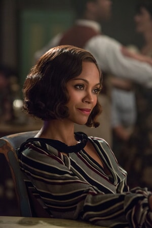 """ZOE SALDANA as Graciela in Warner Bros. Pictures' dramatic crime thriller """"LIVE BY NIGHT,"""" a Warner Bros. Pictures release."""