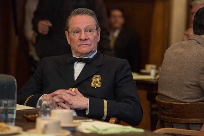 """CHRIS COOPER as Chief Figgis in Warner Bros. Pictures' dramatic crime thriller """"LIVE BY NIGHT,"""" a Warner Bros. Pictures release."""