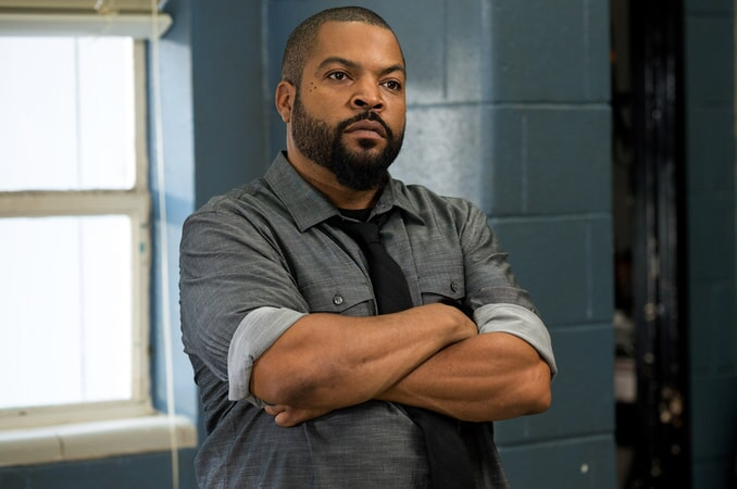 "ICE CUBE as Strickland in the New Line Cinema and Village Roadshow Pictures comedy ""FIST FIGHT,"" a Warner Bros. Pictures release."