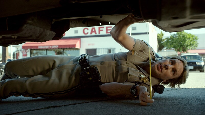 "DAX SHEPARD as Jon in Warner Bros. Pictures' action comedy ""CHIPS,"" a Warner Bros. Pictures release."