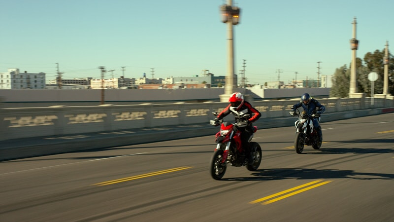 """A scene from Warner Bros. Pictures' action comedy """"CHIPS,"""" a Warner Bros. Pictures release."""