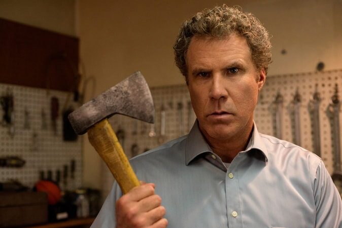 """WILL FERRELL as Scott Johansen in the New Line Cinema and Village Roadshow Pictures comedy """"THE HOUSE,"""" a Warner Bros. Pictures release."""