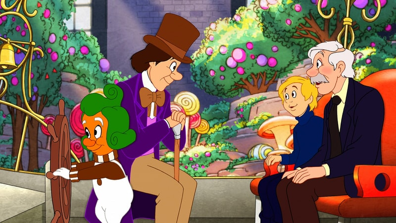 Tom and Jerry: Willy Wonka and the Chocolate Factory - Image 2