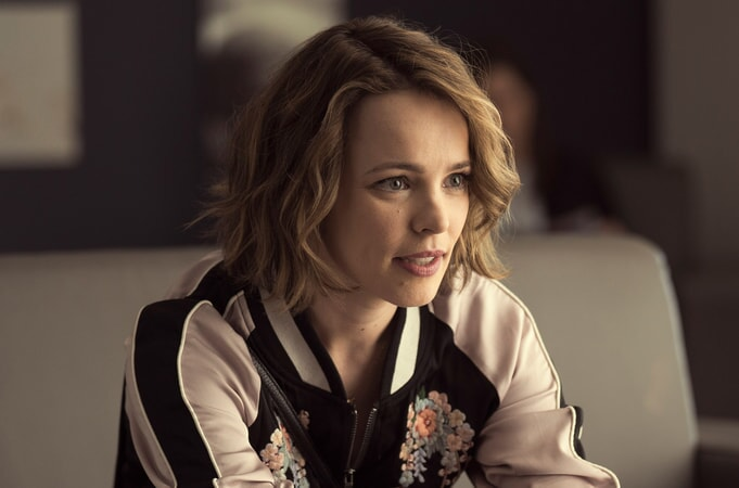 "RACHEL McADAMS as Annie in New Line Cinema's action comedy ""GAME NIGHT,"" a Warner Bros. Pictures release."