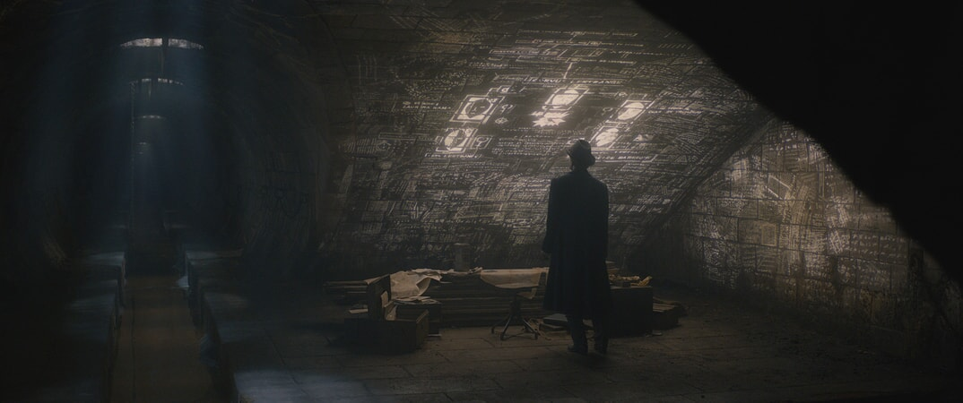 """A scene from Warner Bros. Pictures' fantasy adventure """"FANTASTIC BEASTS: THE CRIMES OF GRINDELWALD,"""" a Warner Bros. Pictures release."""