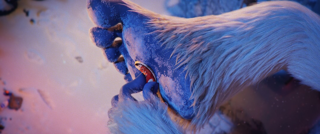 "A scene from the new animated adventure ""SMALLFOOT,"" from Warner Bros. Pictures and Warner Animation Group."