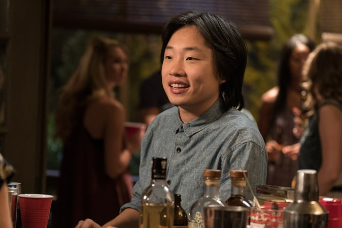 "JIMMY O. YANG as Tyler in New Line Cinema's comedy ""LIFE OF THE PARTY,"" a Warner Bros. Pictures' release."